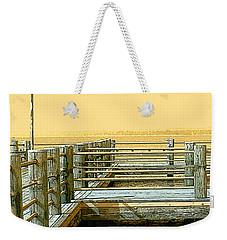 Pier 2  Image A Weekender Tote Bag