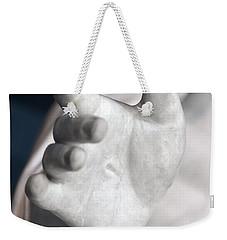 Pierced Weekender Tote Bag by Greg Collins