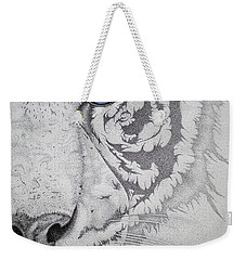 Piercing II Weekender Tote Bag by Mayhem Mediums