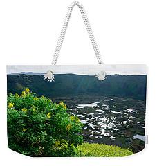 Piercing Sunlight Weekender Tote Bag