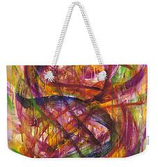 Piercing The Veil Weekender Tote Bag