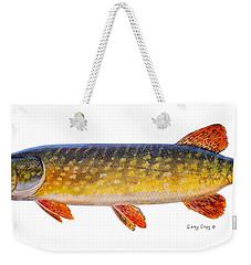 Pike Weekender Tote Bag by Carey Chen