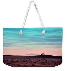 Pikes Peak To Prairie Weekender Tote Bag