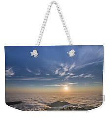 Pilchuck West 2 Weekender Tote Bag