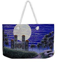 Pilgrimage Weekender Tote Bag by Jack Malloch
