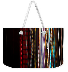 Pilgrimage Of Lights 1 Weekender Tote Bag