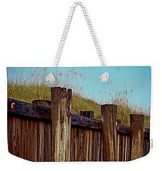Pilings Folly Beach Sc Weekender Tote Bag