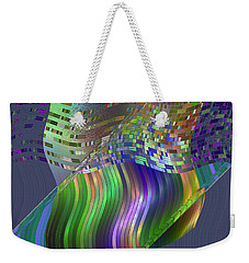 Pillowing Weekender Tote Bag