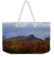 Pilot From Perch Road Weekender Tote Bag by Kathryn Meyer