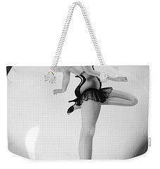 Pin Up Weekender Tote Bag