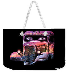 Pin Up Cars - #3 Weekender Tote Bag