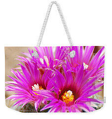 Pincushion Weekender Tote Bag