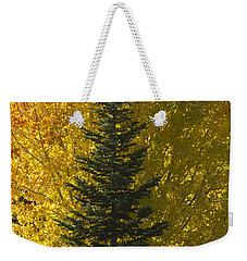 Pine In Aspens Weekender Tote Bag