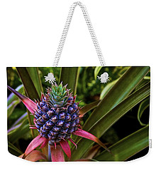 Pineapple Royal Weekender Tote Bag