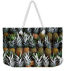 Pineapples  Weekender Tote Bag