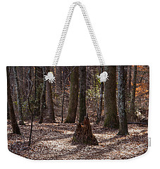 Pinetrees 1 Weekender Tote Bag