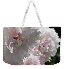 Pink Confection Weekender Tote Bag by Ruth Kamenev