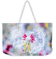 Magic In Pink Weekender Tote Bag