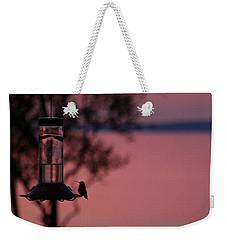 Pink Drink Weekender Tote Bag