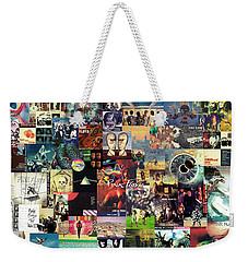 Pink Floyd Collage II Weekender Tote Bag