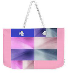 Pink Glow 2 Weekender Tote Bag
