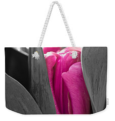 Pink Passion Weekender Tote Bag