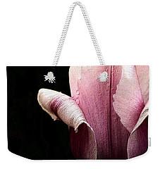 Pink Pearl Petals Weekender Tote Bag