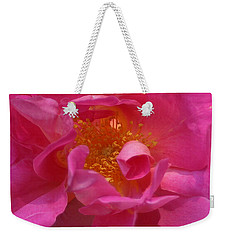 Pink Rose Series 111 Weekender Tote Bag