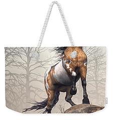 Pinto Weekender Tote Bag by Daniel Eskridge