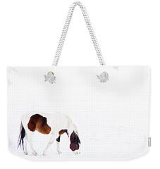 Pinto Pony Weekender Tote Bag