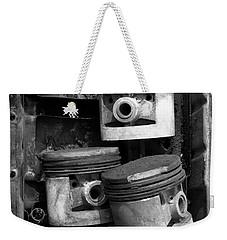 Pisotons In A Pan Weekender Tote Bag