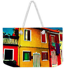 Pittoresco Villaggio Weekender Tote Bag