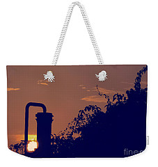Pittsburgh Sunset  Weekender Tote Bag
