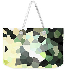 Pixel Money Weekender Tote Bag