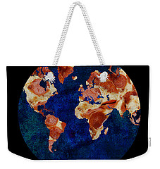 Pizza World Weekender Tote Bag