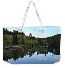 Place Of The Blue Grouse Weekender Tote Bag