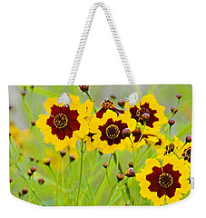 Plains Coreopsis Weekender Tote Bag