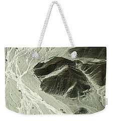 Plains Of Nazca - The Astronaut Weekender Tote Bag