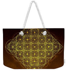Planck Space Time  Weekender Tote Bag
