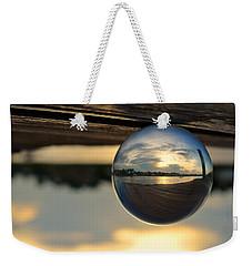 Planetary Weekender Tote Bag