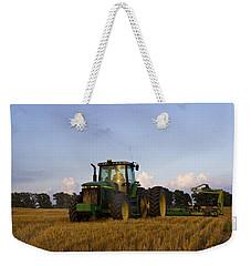 Planting Deere Weekender Tote Bag