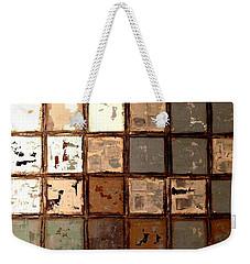Plastered Wall Weekender Tote Bag