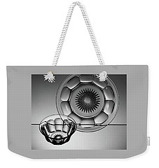 Plate And Bowl Weekender Tote Bag