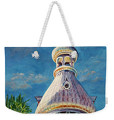 Play Of Light - University Of Tampa Weekender Tote Bag