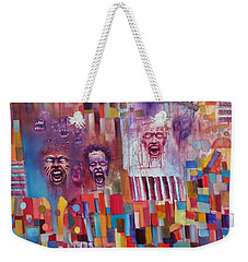 Playground Of The Undead Weekender Tote Bag
