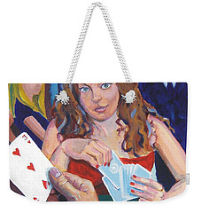 Playing Cards Weekender Tote Bag