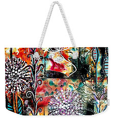 Playing In The Light Weekender Tote Bag