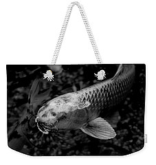 Playing Koi Weekender Tote Bag