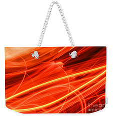 Playing With Fire 15 Weekender Tote Bag
