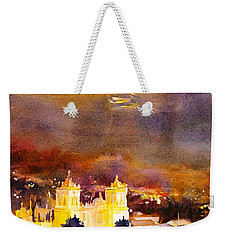 Plaza De Armas- Cusco Weekender Tote Bag
